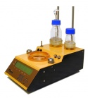 Excellent accessibility, handling and visibility of the laboratory bioreactor